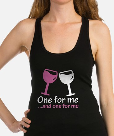 One For Me Racerback Tank Top