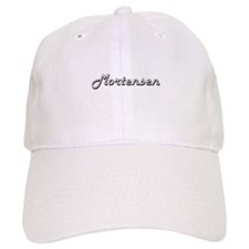 Mortensen surname classic design Baseball Cap