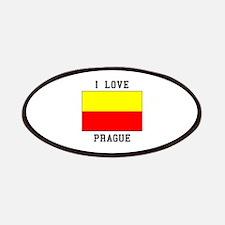 Prague, Czech Republic Patch