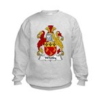 Whitby Family Crest Kids Sweatshirt