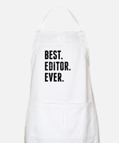 Best Editor Ever Apron