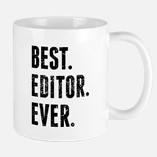 Best Editor Ever Mugs