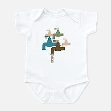 Faucet Conserve Infant Bodysuit