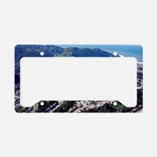Pacifica California License Plate Holder
