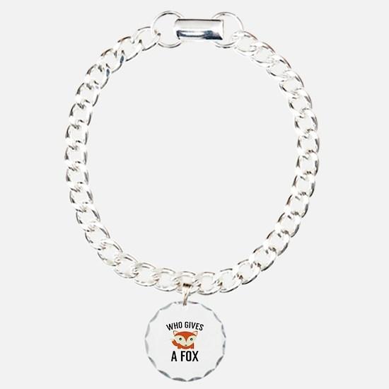 Who Gives A Fox Bracelet