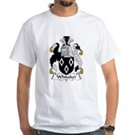 Whitaker Family Crest White T-Shirt