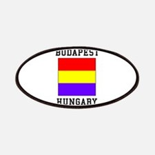 Budapest Hungary Patch