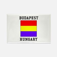 Budapest Hungary Magnets