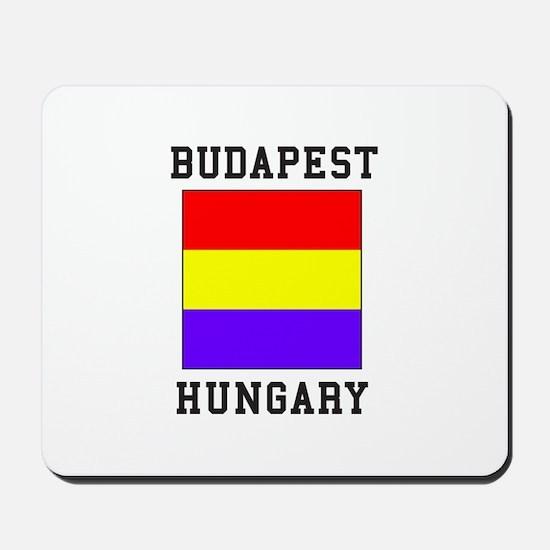 Budapest Hungary Mousepad