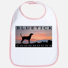 Bluetick Coonhound Sunset Bib