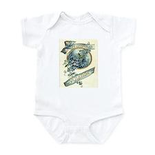 Joyous Yuletide Infant Bodysuit