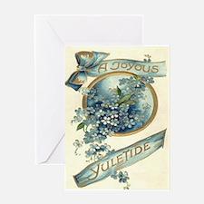 Joyous Yuletide Greeting Card