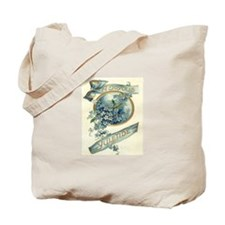 Joyous Yuletide Tote Bag