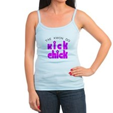 Kick Chick Tae Kwon Do SQ Tank Top