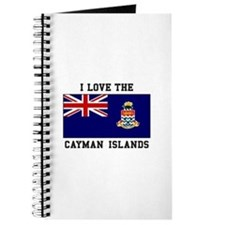 I Love Cayman Islands Journal