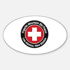 Pajapatrol Sticker (Oval)