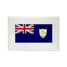 Anguilla Flag Magnets