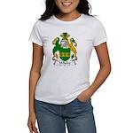 Wheler Family Crest Women's T-Shirt