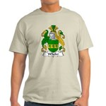 Wheler Family Crest Light T-Shirt