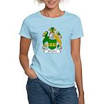 Wheler Family Crest Women's Light T-Shirt