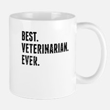 Best Veterinarian Ever Mugs