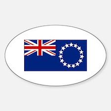Cook Islands Decal
