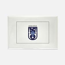 Famous In Ankara Turkey Magnets