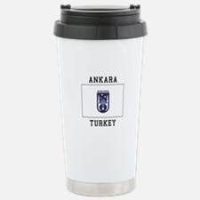 Famous In Ankara Turkey Travel Mug