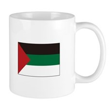Arab Revolt Flag Mugs