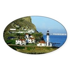 Point Loma Lighthouse Decal