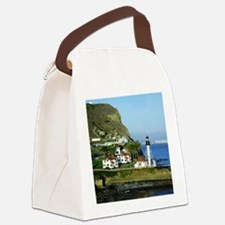 Point Loma Lighthouse Canvas Lunch Bag