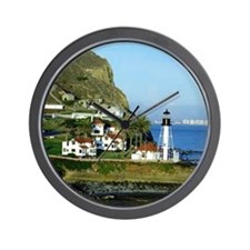 Point Loma Lighthouse Wall Clock