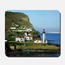 Point Loma Lighthouse Mousepad