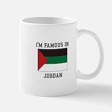 Famous In Jordan Mugs