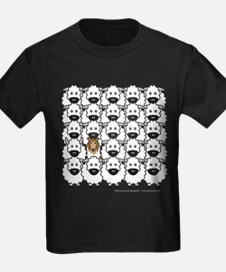 Collie and Sheep T