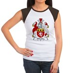 Whatley Family Crest  Women's Cap Sleeve T-Shirt
