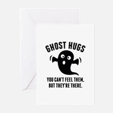 Ghost Hugs Greeting Cards (Pk of 20)