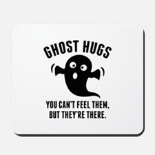 Ghost Hugs Mousepad
