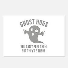 Ghost Hugs Postcards (Package of 8)
