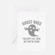 Ghost Hugs Greeting Cards (Pk of 10)
