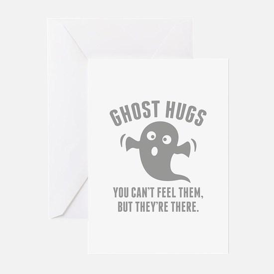 Ghost Hugs Greeting Cards (Pk of 20)