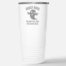 Ghost Hugs Ceramic Travel Mug