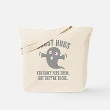 Ghost Hugs Tote Bag