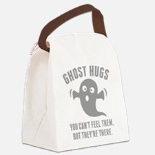 Ghost Hugs Canvas Lunch Bag