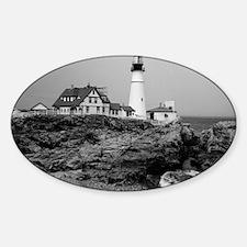 Portland Head Lighthouse Decal
