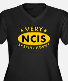 Very Special Agent Plus Size T-Shirt