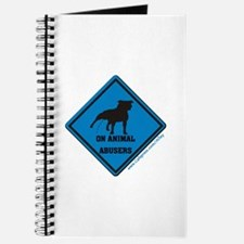 Piss On Animal Abusers Journal