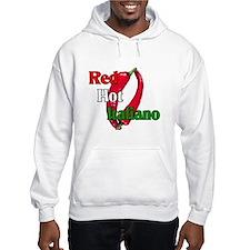 Red Hot Italiano Hoodie