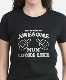 Awesome Mum Tee