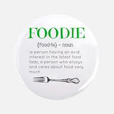 Foodie Definition  Button